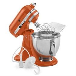 Artisan Series 5-Quart Tilt-Head Stand Mixer in Persimmon - KSM150PSPN
