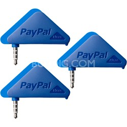 Here Card Reader 3-Pack (for iPhone, iPad or Android smartphones)