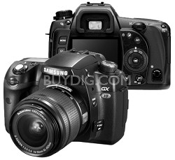 GX10 10.2 MP Digital SLR with 18-55mm Lens Kit