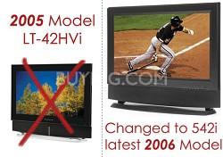 "Olevia LT42HVi - 42"" HD LCD Flat Panel TV (upgraded to the new Olevia 542i HDTV)"