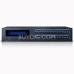 EQ7153 - Dual 21 Band Professional Equalizer (Black/Silver)
