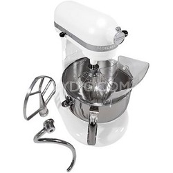 KP26M1XWH - Professional 600 Series 6-Quart Stand Mixer (White)