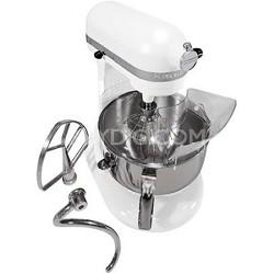 KP26M1XWH - Professional 600 Series 6-Quart Stand Mixer (White)
