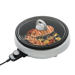 3-Quart 3-in-1 Indoor Grill Super Pot