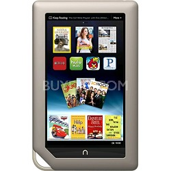 NOOK Color Tablet 8GB w/ Dual-Core 1GHz Processor & 1GB RAM Factory Refurbished