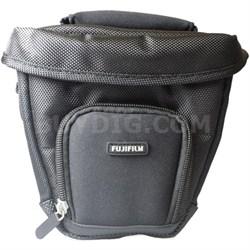 Finepix Super-Zoom V-Shaped Digital Camera Case (Black)