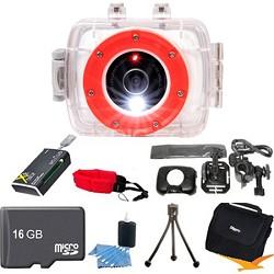 XS9HD 720P Sports Video Camera Ultimate Bundle