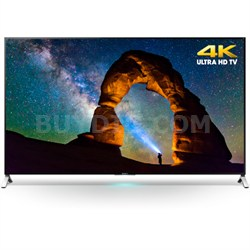 XBR75X910C - 75-inch 4K Ultra HD 3D Smart LED TV