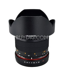 FE14M-S 14mm F2.8 Ultra Wide Lens for Sony Alpha (Black)