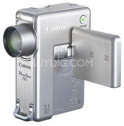 Powershot TX1 Digital Camera