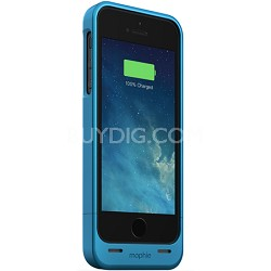 Juice Pack Helium Special Edition Snap Pack Battery Case for iPhone 5/5s (Blue)