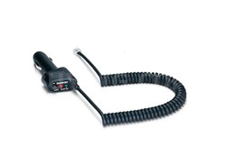 3 Foot Coiled SmartCord Red