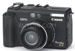 Powershot G5 Digital Camera