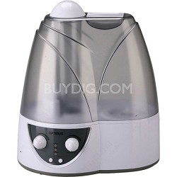 2.0 Gallon Output Cool Mist Ultrasonic Humidifier