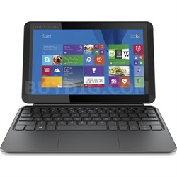 """Pavilion X2 10.1"""" Detachable 2 in 1 Touchscreen Laptop (64GB SSD) Refurbished"""