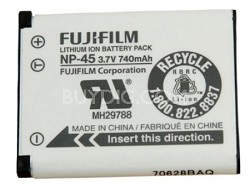 NP-45 Lithium Ion Rechargeable Battery for Z10fd, Z20fd, Z30, Z33WP