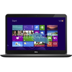 "XPS 15 15.6"" Touchscreen QHD+ XPS15-8949sLV Notebook PC -Core i7-4712HQ"