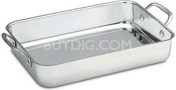 Chef's Classic Stainless 14-Inch Lasagna Pan