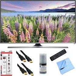 UN48J5500 - 48-Inch Full HD 1080p Smart TV Plus Hook-Up Bundle