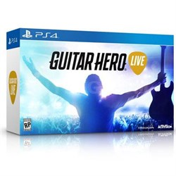 Guitar Hero Live PS4 Bundle