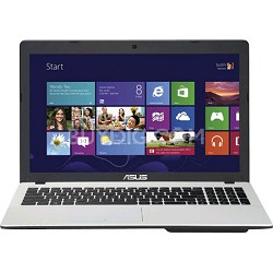 "15.6"" K552EA-DH41T HD Touch Notebook PC - AMD A4-5000 Quad Core Processor"