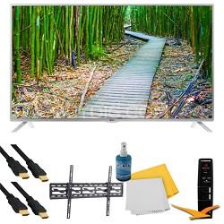 "47"" 1080p 60Hz Direct LED Smart HDTV Plus Tilt Mount & Hook-Up Bundle (47LB5800)"
