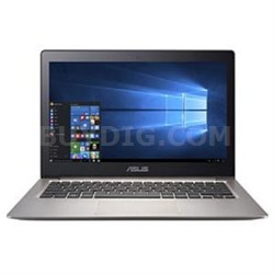 "Zenbook UX303UB-DH74T 13.3"" QHD Display i7-6500U Touchscreen Laptop - OPEN BOX"