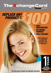 Repair Master 1 Year Extension Replacement Warranty For Products Under $100