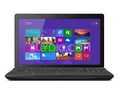 """Satellite 15.6"""" C55D-A5163 Notebook PC - AMD E-Series Processor E1-2100"""