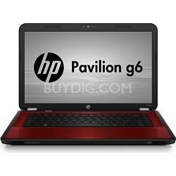 "Pavilion 15.6"" G6-1A65US Notebook PC Intel Pentium Processor P6200"