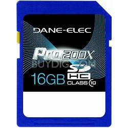 16 GB Secure Digital High Capacity (SDHC) Memory Card Class 10