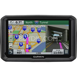 "dezl 760LMT Advanced GPS for Trucks 7.0"" Touchscreen - Lifetime Maps and Traffic"