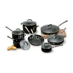 Enamel 14-pc. Cookware Set - 1756543