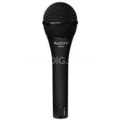 OM2 Dynamic Vocal Microphone
