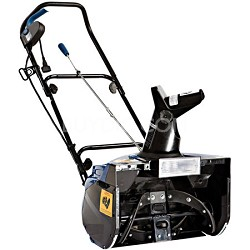SJ621 18-Inch 13.5-Amp Electric Snow Thrower With Headlight