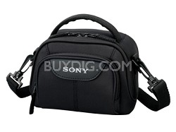 LCS-VA15/B Soft Carrying Case for Camcorder and Cameras