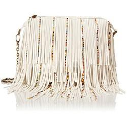 BBOCHA Convertible Cross Body Bag (White)