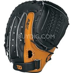 "2013 A2K Fastpitch CM11 Catcher's Mitt - Right Hand Throw - Size 34"""