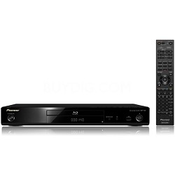 BDP-140 - 3D-Compatible Streaming Blu-ray Disc Player
