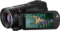 VIXIA HF S21 Dual Flash Memory HD Camcorder