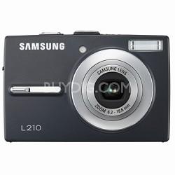 """L210 10MP 2.5"""" LCD Digital Camera (Black)"""