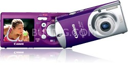Powershot SD30 Digital ELPH Camera (Vivavious Violet)