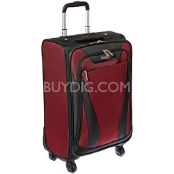 Aspire Gr8 21 Exp. Spinner Suitcase - Crimson Red