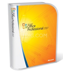 Office Professional 2007 Academic(Student or Teacher) Edition
