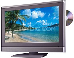 "23HLV85 - 23""  TheaterWide LCD HDTV w/ built-in DVD Player / HDMI & PC Input"
