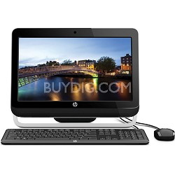 "Omni 120-1130 20"" All-in-One Desktop PC - AMD E2-1800 Accelerated Processor"