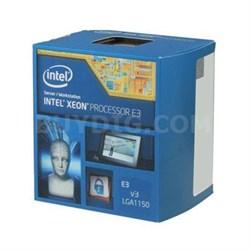 Xeon E3-1241 v3 3.5 GHz Processor - BX80646E31241V3
