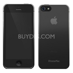 Microshield Case for iPhone 5/5S Fade - Black/Gray