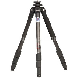 Carbon Fiber C- 258M8  Tripod offers the ultimate in reliable performance.