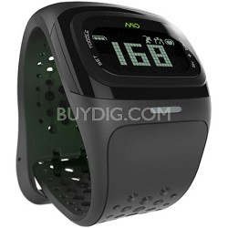 Alpha 2 - Bluetooth Smart Heart Rate Watch - Black Trim (Unisex Strap) 58P-BLK